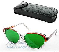 Очки женские глаукомные (СТЕКЛО!) Код: 5648