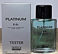 Туалетная вода Platinum E.G edt M 100ml TESTER, фото 1