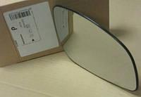 Зеркальный элемент (стекло) правого электрического зеркала с обогревом (без полосы , без самозатемнения) ALKAR 1428700 24438121 OPEL Vectra-C Signum