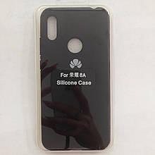 Чехол Huawei Honor 8A Silicone Case Black