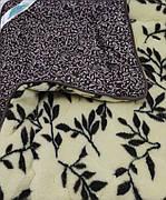 Меховое открытое одеяло 175*215 ARDA Company (бязь)