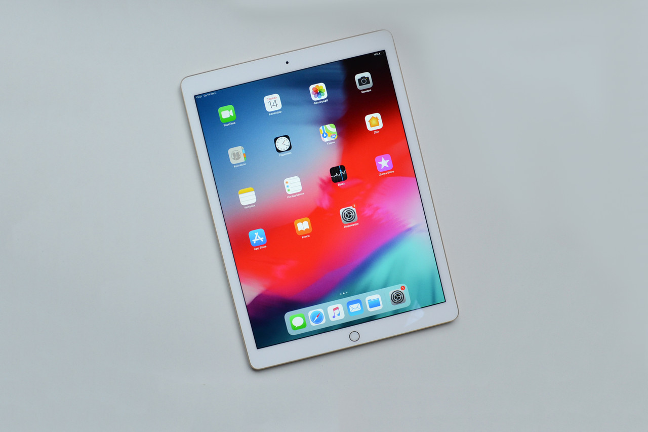 Новый Apple iPad Pro 12.9 (2017) 64Gb GoldA1670Wi-Fi Оригинал!