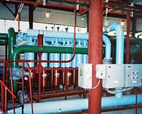 Установка очистки морской воды и сточных вод от механических примесей и нефтепродуктов ТЕХНИЧЕСКИЕ ХАРАКТЕРИСТ