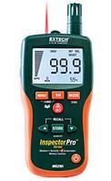 Термо-гигрометр + влагомер контактный/бесконтактный + ИК-термометр Extech MO295
