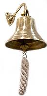 Колокольчик Рында бронзовый12,5х28см