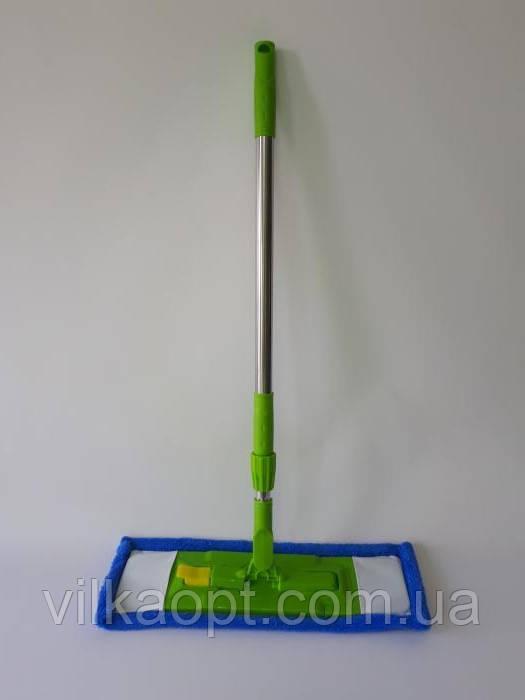 Швабра-полотер L 120 cm; L 46 cm.