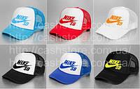 Кепка / Тракер Nike SB (с сеточкой)