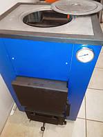 Твердотопливный котел MaxiTerm КСТО-П-12 мощность 12 кВт