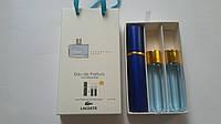 Подарочный набор парфюмерии Lacoste Essential Sport с феромонами