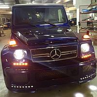 Комплект обвеса Hamann Spyridon на Mercedes G63