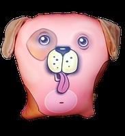 Антистресс-игрушка подушка «Щенок»