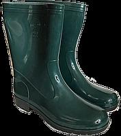 Резиновые сапоги Evci Plastik Rain Boots 41 25.5 см Зеленый (41612-EPRB)