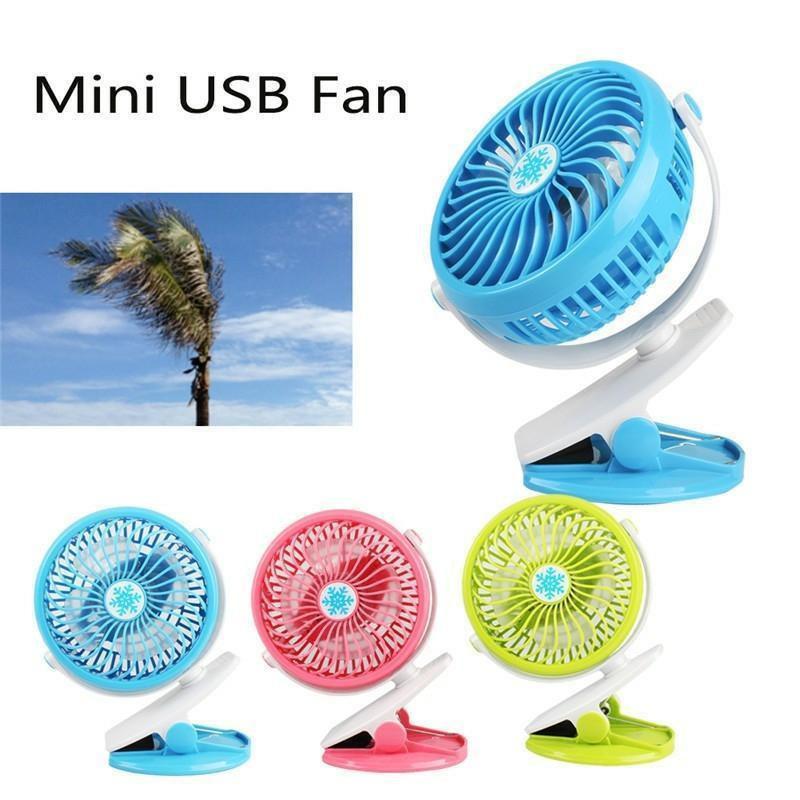 USB мини вентилятор | Мини-вентилятор USB с прищепкой ML-F168