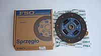 Диск сцепления Lanos 1.5 (niebieski Premium) FSO (96232994). 96343034/ 90375104
