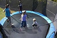 Батут детский с сеткой FunFit 404 см , фото 1