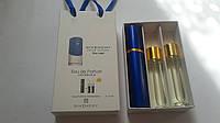 Подарочный набор парфюмерии Givenchy Blue Label с феромонами