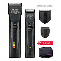 Набор машинок MOSER ChromStyle Combo - Limited Diamond Edition 1871-0079