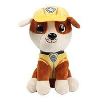 Мягкая игрушка Щенячий Патруль 16 см - Крепыш - супер подарок для мальчика