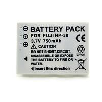 Акумулятор PowerPlant Fuji NP-30 750mAh