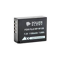Акумулятор PowerPlant Fuji NP-W126 1110mAh