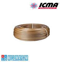 Трубы из сшитого полиэтилена IcmaFloor Pex A 20x2.0 EVOH (200 м)