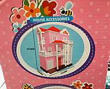 Домик Happy Family 1513 Трехэтажный аналог Sylvаnian Fаmilies, фото 10