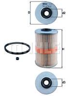 Фильтр топливный MAHLE NISSAN INTERSTAR2.5 DCI 06-, OPEL MOVANO 1.9-3.0DTI 01-/2.3CDTI 10-, VIVARO 1.9-2.5DI,