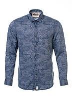 Мужская рубашка из коллекции Denim Academy от Pierre Cardin