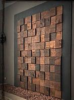 Эксклюзивная экокартина из дерева на стену