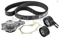 Комплект ГРМ+ помпа на Citroen Berlingo 1.6HDI 16V 05-  SNR KDP459.420