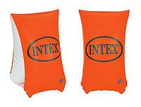 Нарукавники для плавания Intex Orange 58641 (30x15 см) RI