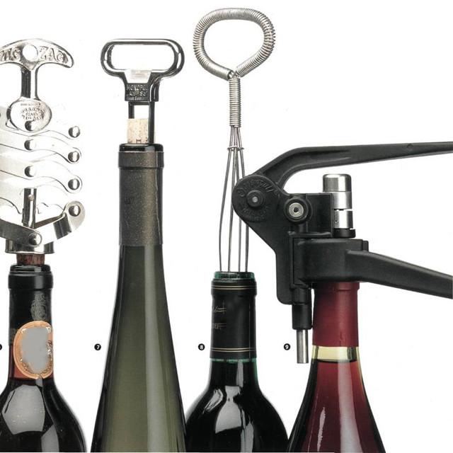 Штопоры, открывалки, укупорщики для бутылок