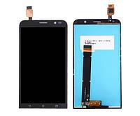 "LCD Asus ZenFone GO (ZB500KI) + Touchscreen (black) ""Original"""