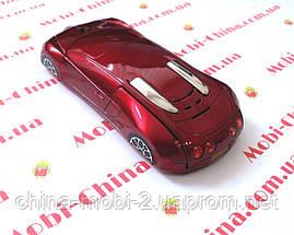 Машина-телефон Bugatti Veyron C618 dual+ TV new, фото 3