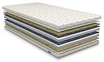 Матрас топпер-футон USLEEP SleepRoll Extra Linen 70х190 см, фото 2