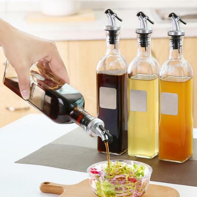 Насадки и пробки для бутылок
