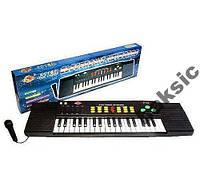 Пианино синтезатор 3713D c микрофоном