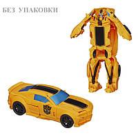 Игрушка Hasbro Бамблби  с трансформацией в 1 шаг - Bumblebee, 1-Step