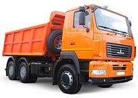 САМОСВАЛЫ МАЗ МАЗ-6501В5-482-000 (E-4)