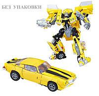 Трансформер автобот Бамблби - Bumblebee, Deluxe Class, Studio Series, Takara Tomy, Hasbro