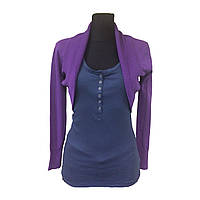 Фиолетовая кофта-накидка Jones, фото 1