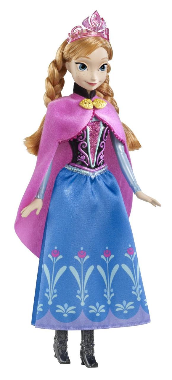 Кукла Анна Холодное Сердце (Frozen Sparkle Anna of Arendelle) Disney