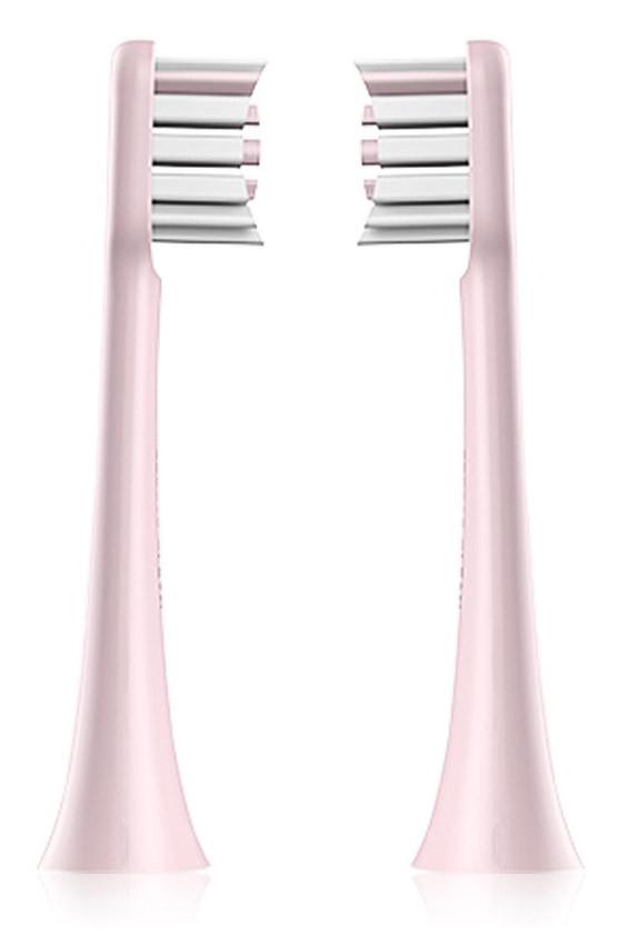 Насадка для электрической зубной щетки Xiaomi Soocas X1 / X3 Розовый (2шт) (498094)