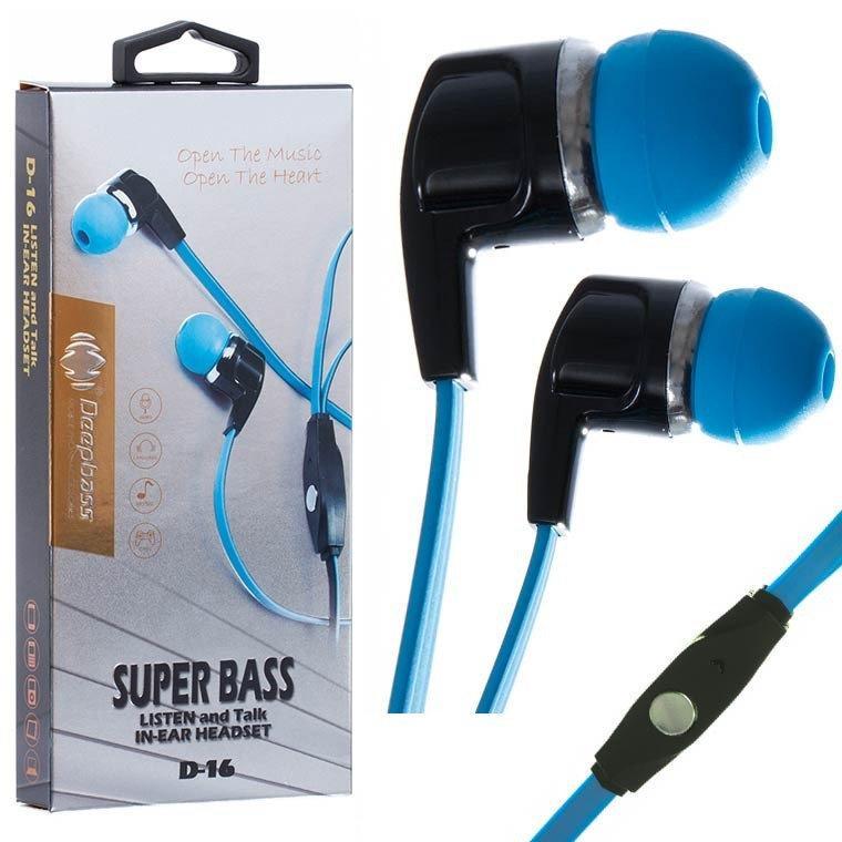 Наушники Deepbass D16