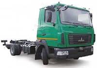 ШАССИ МАЗ МАЗ-4371W2-450-000 (E-4)