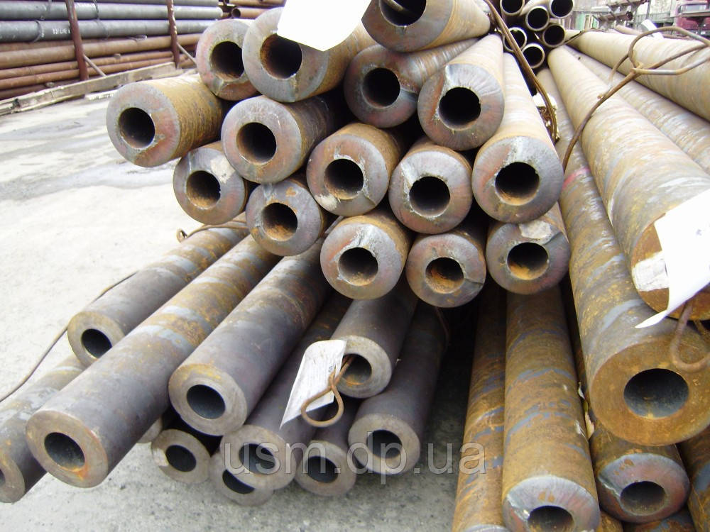 Труба 133х25 мм. горячекатаная ст.10; 20; 35; 45; 17Г1С; 09Г2С. ГОСТ 8732-78