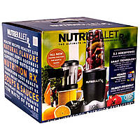 Пищевой экстрактор NutriBullet Rx BLACK {1700W, 12 аксессуаров в комплекте}, фото 1