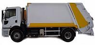 КОММУНАЛЬНАЯ ТЕХНИКА HIDRO-MAK Мусоровоз HM 16 (Ford Cargo 1826/1832DC)