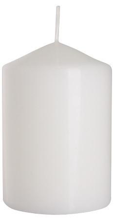 Свеча белая оптом Bispol 10 см (sw70/100-090)