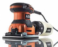 Виброшлифовальная машина AEG FDS140 270Вт MTG